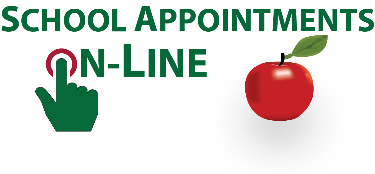School Appointments On-line image